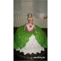 Fondan Barbie Pasta