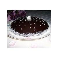 Çok Özel Çikolotalı Yılbaşı Pastası Tarifi