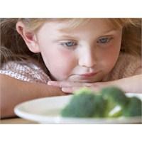 İştahsız Çocuklar İçin Annelere Altın Öneriler