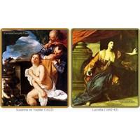 İtalyan Barok Ressam | Artemisia Gentileschi