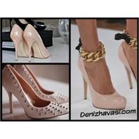 Bir Klasik: Nude Ayakkabılar