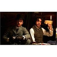 Sherlock Holmes 2'den Yeni Fragman