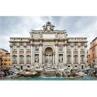 Roma'nın Muhteşem Çeşmesi Trevi (Aşk Çeşmesi)