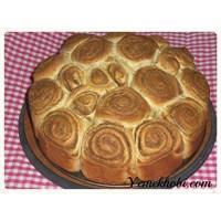 Mayalı Haşhaşlı Çörek