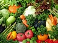 Mevsimlere Göre Meyve Sebze Tablosu