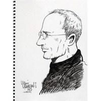 Steve Jobs Artık Çizgi Romanda