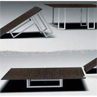 Masaya Dönüşen Sehpa Modeli