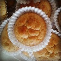 Zeytinli Tuzlu Kek - Tuzlu Muffin