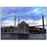 Ortaköy Camii (Büyük Mecidiye Camii) | Beşiktaş