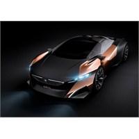 Peugeot Onyx Concept Heyecan Yaratıyor!