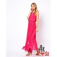 Büyüleyici Boydan Elbise Modelleri