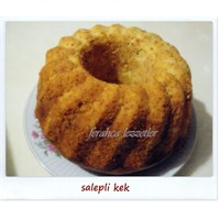 Salepli Kek