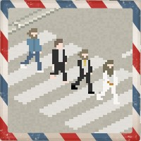 Beatles Pixel Art