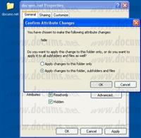 Windows Xp'de Gizli Dosya Ve Klasörler Nasıl Görün