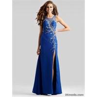 Koyu Renk Abiye Elbise Modelleri 2014