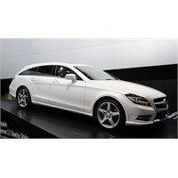 2013 Mercedes-benz Cls Shooting Brake Paris'te
