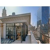 New York'da Muhteşem Bir Penthouse