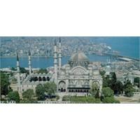 Süleymaniye Camii İçin Gönderilen Gizli Haç