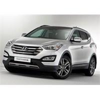 2013 Hyundai Santa Fe İngiltere Fiyatı Açıklandı