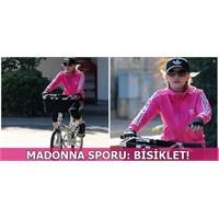 Madonna Fit Vücudunu Buna Borçlu!