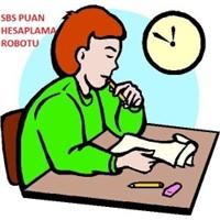 Sbs Puan Hesaplama Robotu