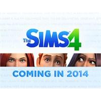 The Sims 4 Geliyor