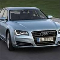 Audi A8 Hibrid'de Tarih Belli Oldu
