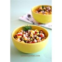 Buğdaylı Diyet Salatası