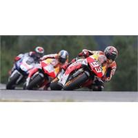 Motogp'de Sezonun 11'nci Yarışı Marc Marquez'in