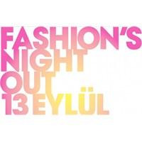 Bu Geceki Fashion's Night Out'u Kaçırmayın!