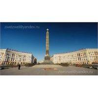 Beyaz Rusya'nın Başkenti Minsk