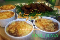 Patatesli Sufle