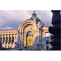 Paris'te İki Güzel; Grand Palais Ve Petit Palais