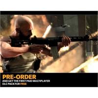 Max Payne 3 Hediyeli Ön Sipariş Kaçırmayın!