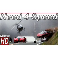 Need For Speed Movie Trailer 2014 Official Hd