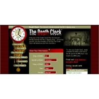 Ölüm Tarihinizi Gösteren İnternet Sitesi