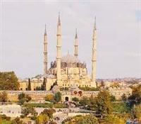 Edirne'nin Tarihi, Gezilecek Yerleri
