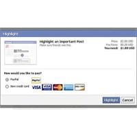 Facebook Artık 'ücret' İsteyecek