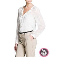 Mango Bluz Modelleri 2014