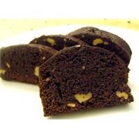 Kakaolu Cevizli Kek Yapimi