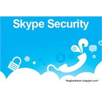 Skype Hesabınız İçin Güvenlik Önlemi!