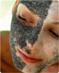 Siyah Nokta Ve Sivilceli Ciltler İçin Kil Maskesi