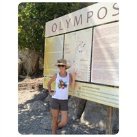 "Tatil Notları Vol.3 ""Olimpos / Olympos"""