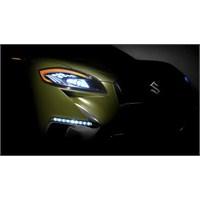 Suzuki S-cross Kompakt Crossover Konsept