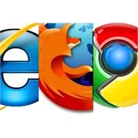 Chrome, İnternet Explorer'ı Geride Bıraktı