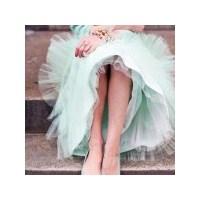 Su Yeşili Elbise Modelleri