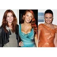 Trend: Ateşli Kızıl Saçlar