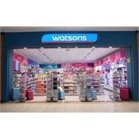 Watsons'tan 3 Yeni Mağaza Daha