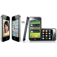 İphone 4s Vs Samsung Galaxy S2 Yere Düşme Testi!