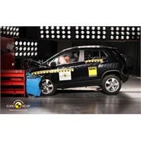 Chevrolet Trax Da '5 Yıldız' Aldı...